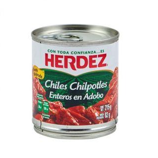 Chipotles i Adobo - Herdez 215g
