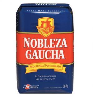 "Yerba Mate ""Nobleza Gaucha"""