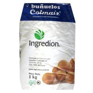 """Blanding til Colombianske Buñuelos  """"Colmaiz"""" 1kg"""