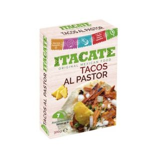 """Tacos al Pastor """"Itacate"""" 300g - Ready to Serve"""