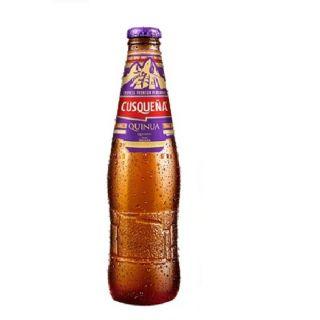 Cusqueña Quinoa Premium 330ml - 5% vol