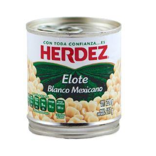 "Mexicansk Hvid Majs - Elote ""Herdez"" 220g"