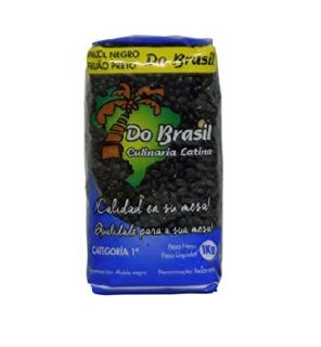 """Sorte Bønner """"Do Brasil"""" 1kg"""