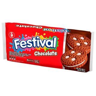 Festival Dobbelt Biscuit Chokolade 6 stk. 403g
