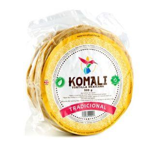 """Tortillas 15 cm """"Komali"""" 500g"""