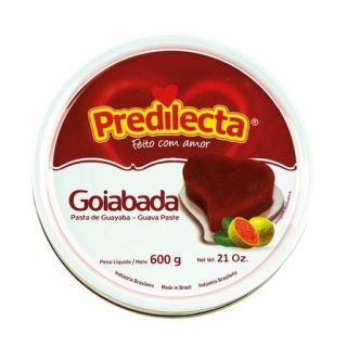 "Goiabada - Guava Dessert ""Predilecta"" 600g"