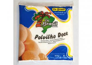 """Sød Kassava Mel """"Do Brasil"""" 500g"""