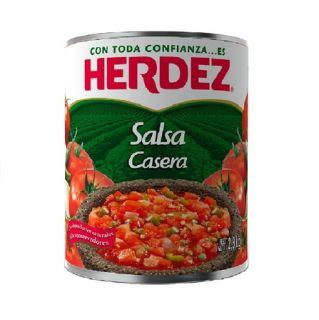"Salsa Roja Casera ""Herdez""  2,9 Kg."
