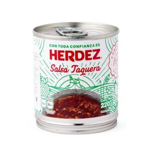 "Salsa Taquera ""Herdez"" 220ml"