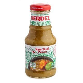 Salsa Verde med Chili - Herdez 240g