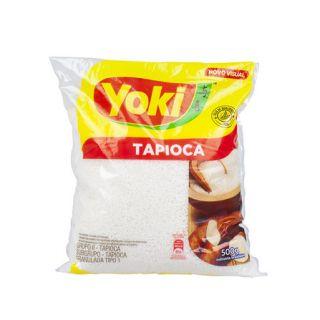 "Tapioca - Granuleret Kassava ""Yoki"" 500g"