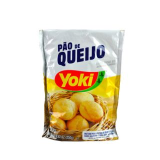 """Brasilianske Osteboller Mix """"Yoki"""" 250g"""