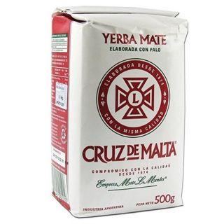 "Yerba Mate ""Cruz de Malta"" 500 gr."