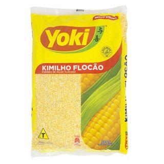 Kimilho Flocão Yoki (Den Brasilianske Cuzcus) 500g